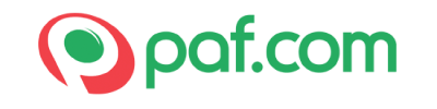 Paf online casino logo