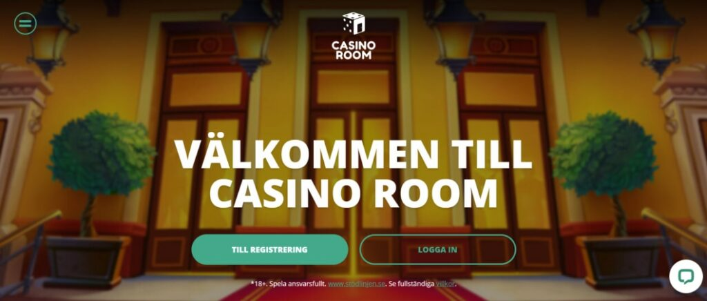 casinoroom sweden