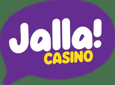 Jalla online casino logotyp